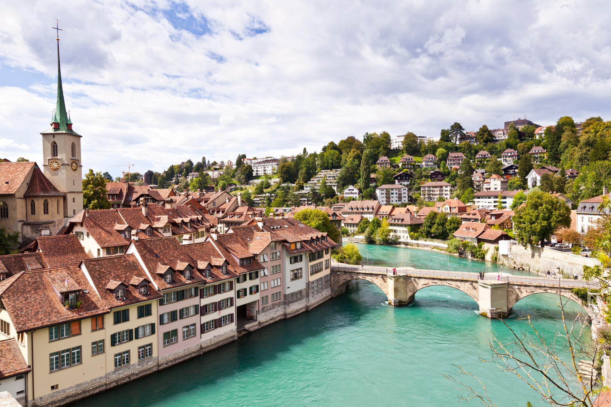 Berne : marché immobilier suisse