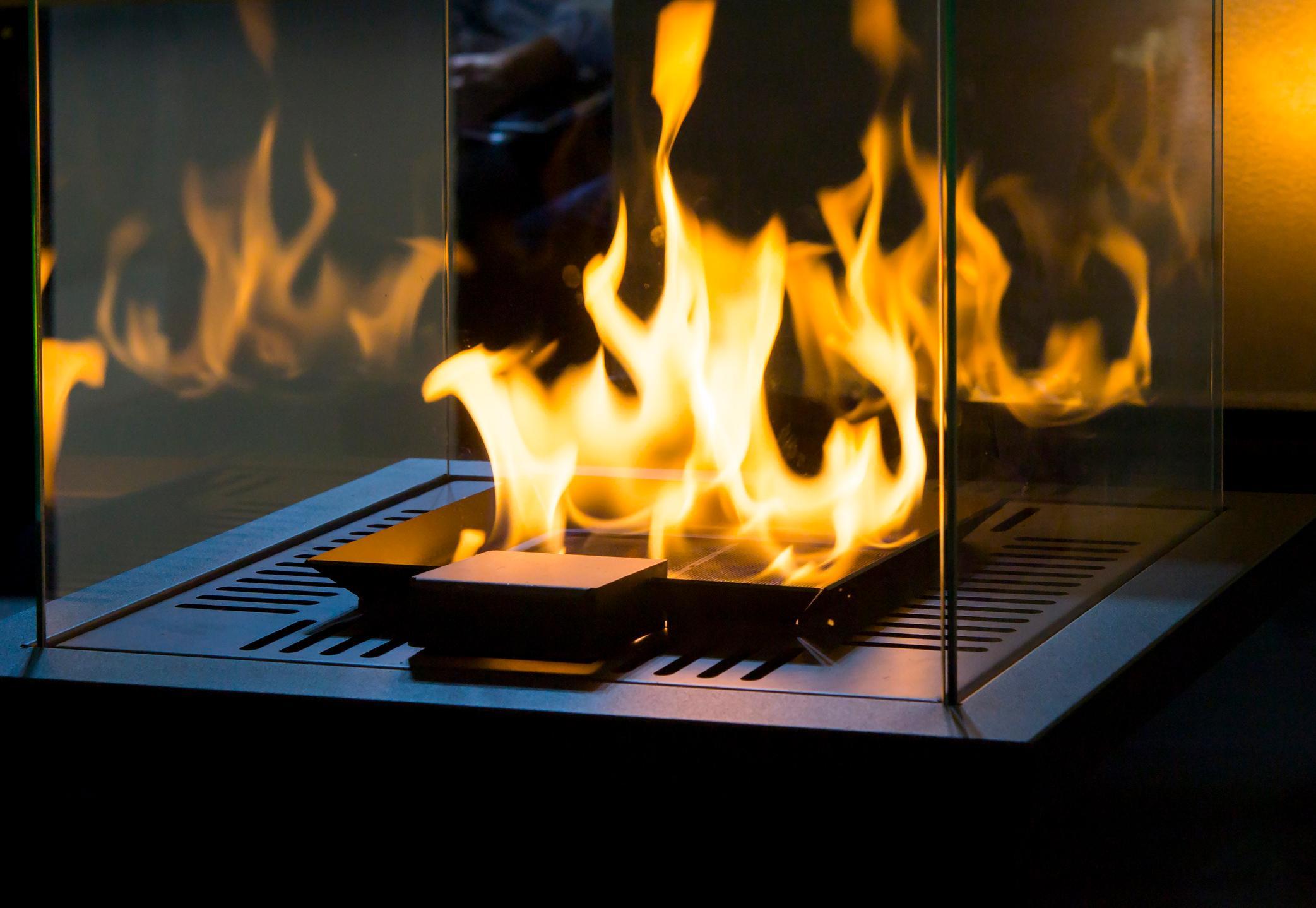 Brandgefahr Durch Ethanol Feuer Hausinfo